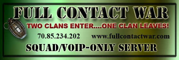 Full Contact War Logo